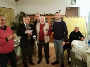Diego Antonietti Campione Sociale Skeet 2019
